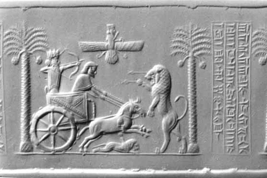 caspian history , تاریخچه اسب کاسپین