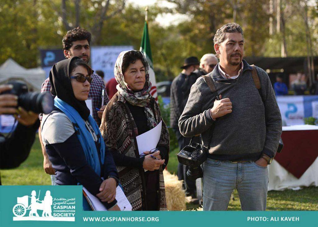 گزارش جشنواره اسب کاسپین از شبکه خبر